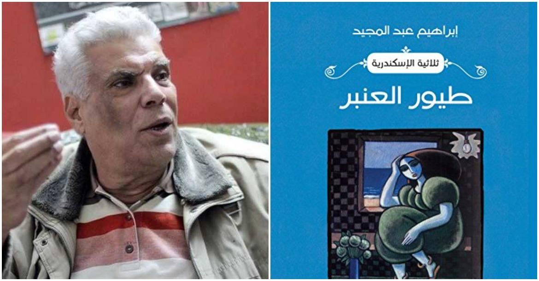 إبراهيم عبد المجيد طيور العنبر