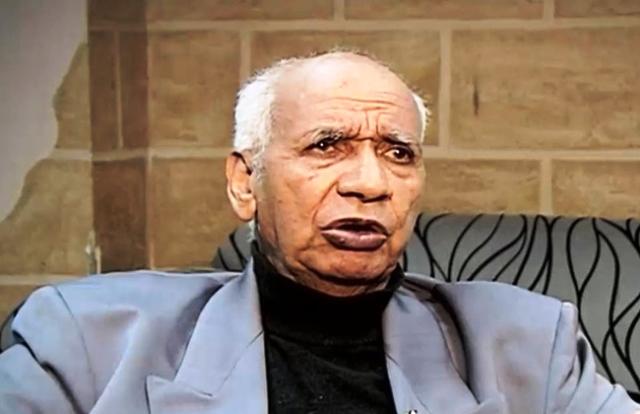 الشاعر مصطفى الضمراني