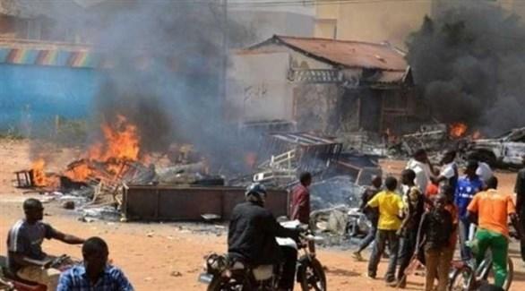 عملية انتحارية في نيجيريا