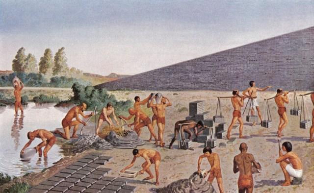 المصريين القدماء