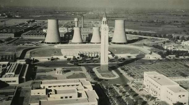 غزل المحله عام 1936