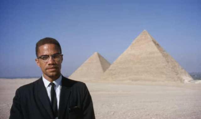 مالكوم إكس في مصر عام 1964