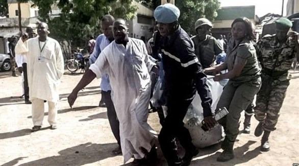 إحدى العمليات الإرهابية في موزمبيق