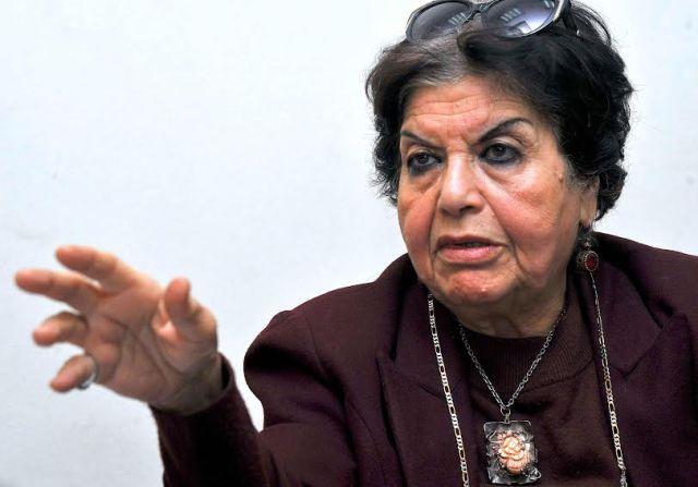 الدكتورة عواطف عبد الرحمن