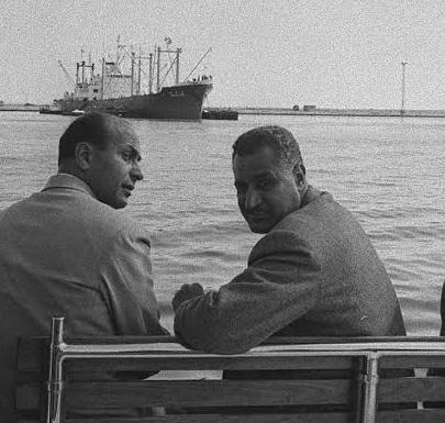ناصر ويونس في القناة