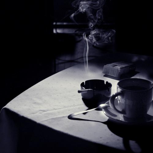 قهوة وسجائر