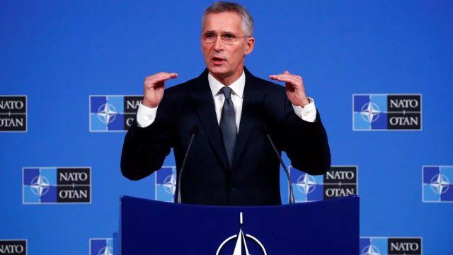 الأمين العام لحلف شمال الأطلسي، ينس ستولنبرغ