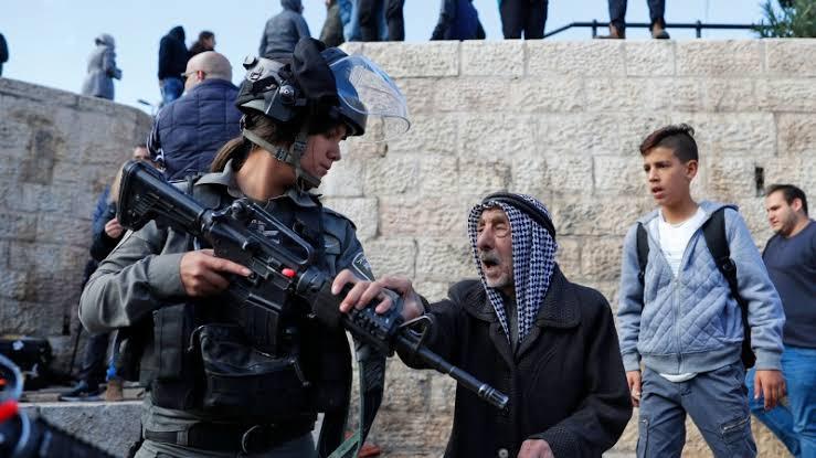 اسرائيل وفلسطين