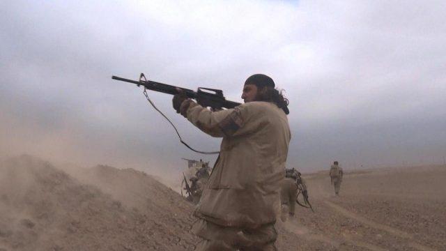 عناصر داعش وعملياتهم الإرهابية