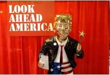 تمثال ترامب