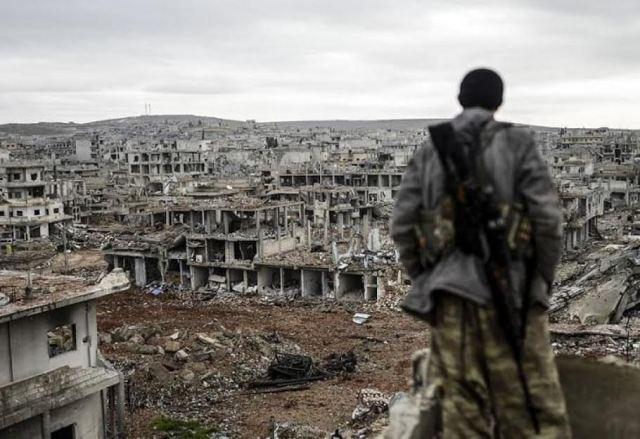 ما آل إليه الوضع في سوريا والعراق بعد الربيع العربي