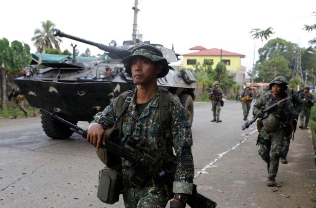 الجيش الفلبيني في ماراوي