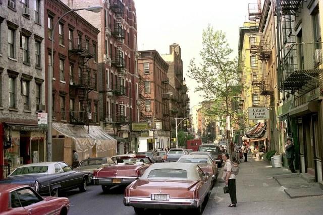 نيويورك في السبعينات