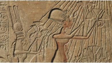 التوحيد عند المصريين القدماء