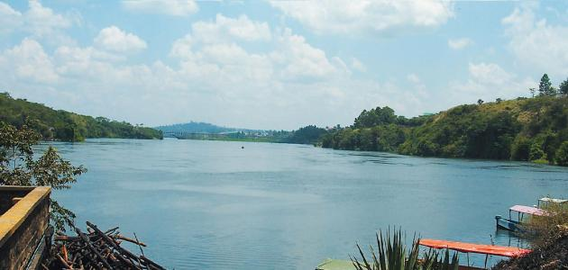بحيرة فكتوريا منبع نهر النيل