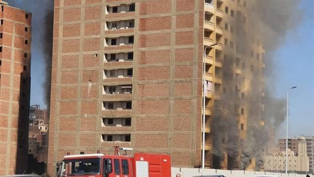 حادثة عمارة فيصل المحترقة