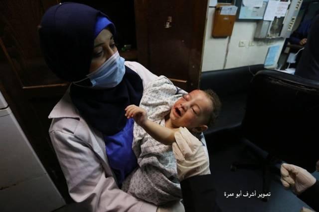 الدمار الذي لحق بـ غزة