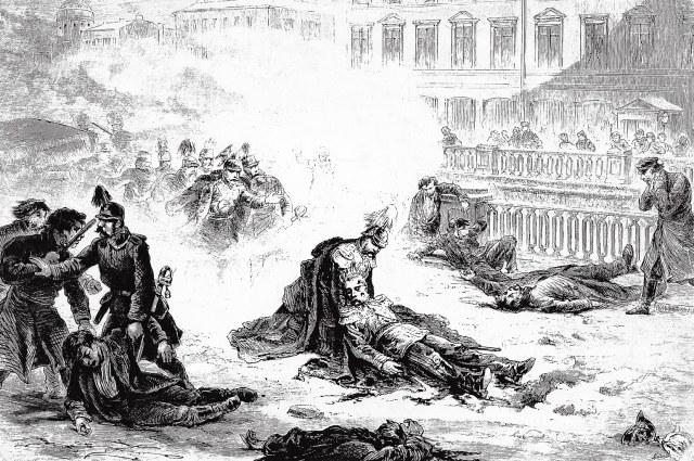 اغتيال ألكسندر الثاني