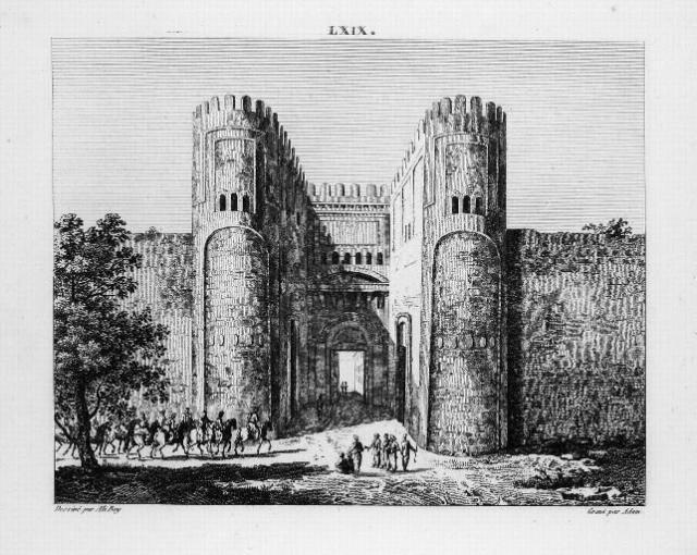 باب الفتوح في عصر المماليك