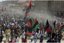 احتجاجات لمؤيدي حركة بيافرا الانفصالية