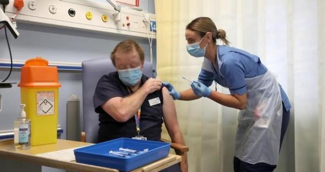 تطعيم فيروس كورونا