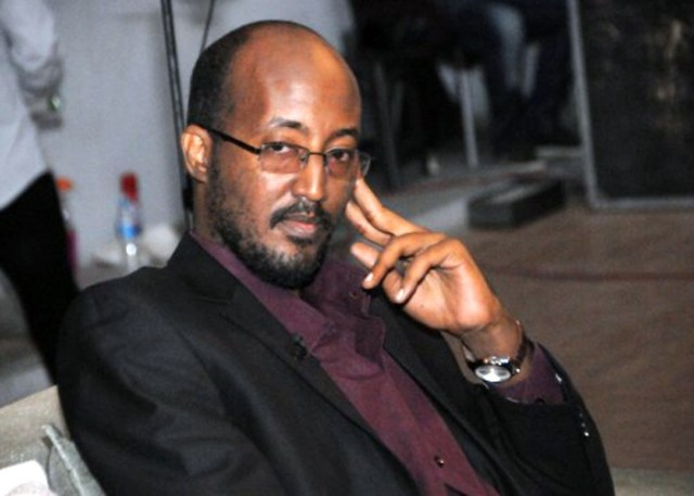 الروائي السوداني حمور زيادة