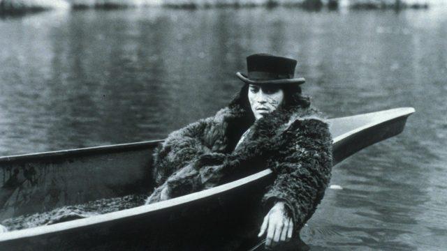 جوني ديب من فيلم رجل ميت