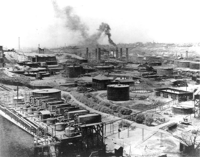 شركة ستاندرد أويل عام 1889