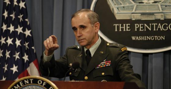 الجنرال كيث دايتون