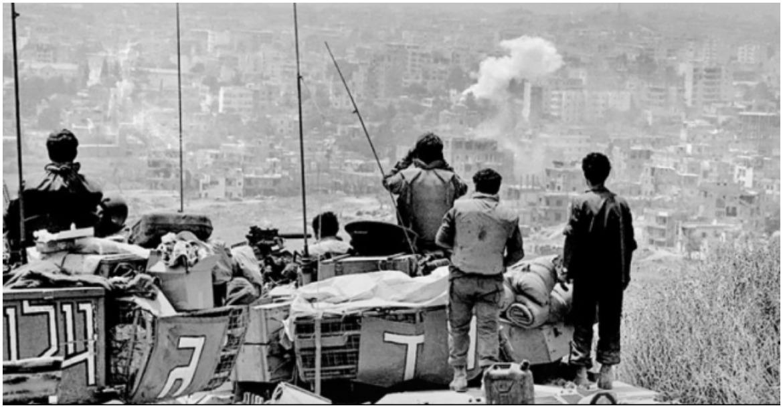 اجتياح لبنان 1982