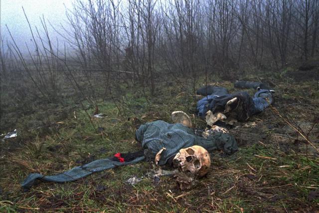 مذبحة سربرنيتسا