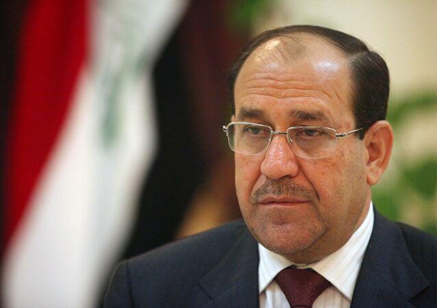 نوري المالكي رئيس وزراء العراق الأسبق