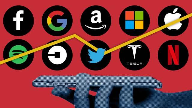 """""""التكنولوجيا الكبيرة"""" the big tech"""