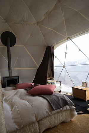 Whitepod Switzerland Unusual Hotels Around The World