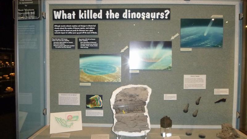 Dinosaur Museum Tucumcari