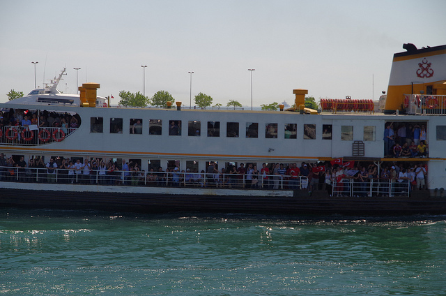 Asian Istanbul ferry