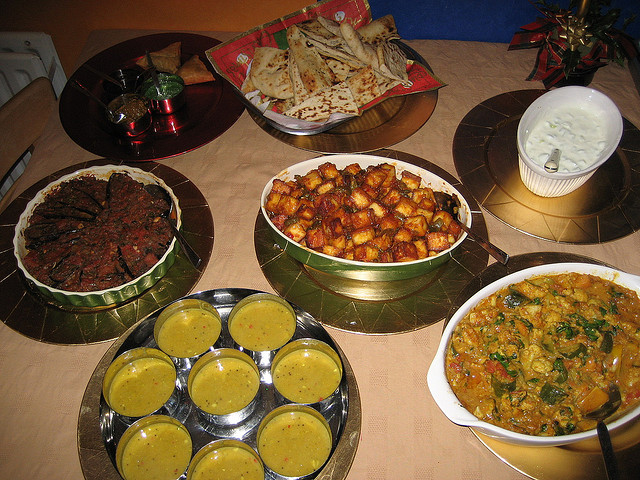 Holiday in Mauritius curries