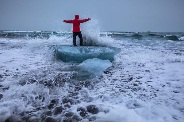 Iceland Ocean Coast