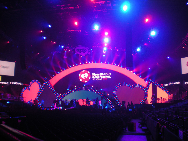 iHeartRadio Festival at the MGM Grand