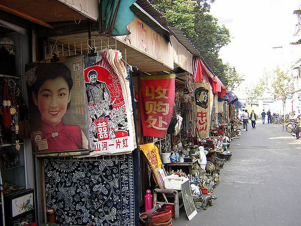 Best Shopping in Shanghai - Dongtai Lu Antiques Market