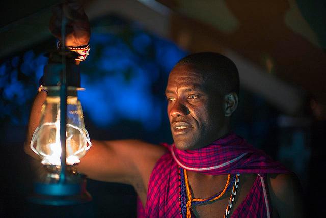 Maasai Mara Maasai people