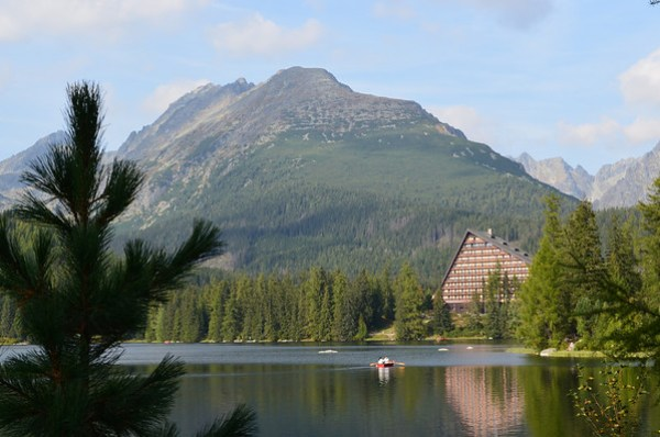 High Tatras places to visit in slovakia