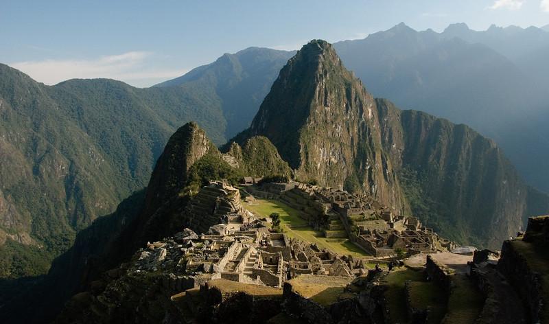 7 Wonders of the World -Machu Picchu, Peru