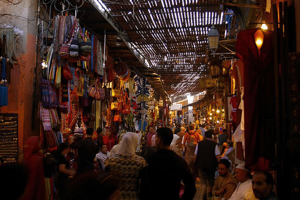 Rue Bab Agnaou