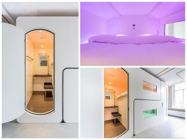 CityHub Amsterdam - Changing Budget Accommodation!