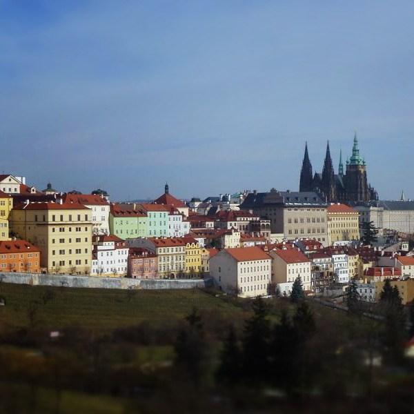 Prague Petrin Hill
