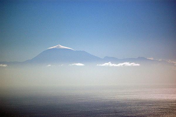 Montañas del Fuego, or Fire Mountain