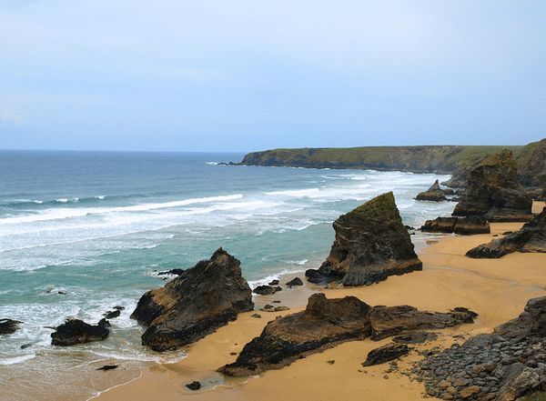 Scenic Drives in the UK Cornwall