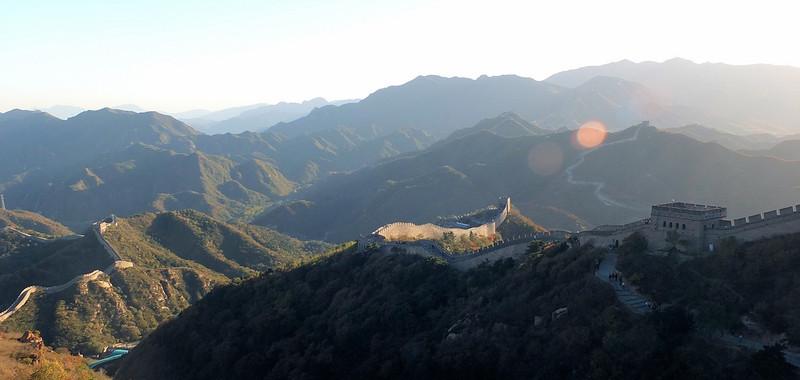 7 Wonders of the World -Great Wall of China, China