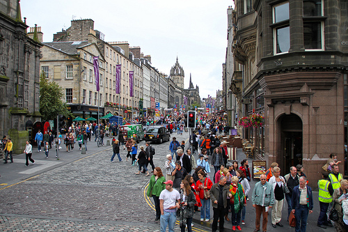 The Edinburgh Fringe Festival Top Tips